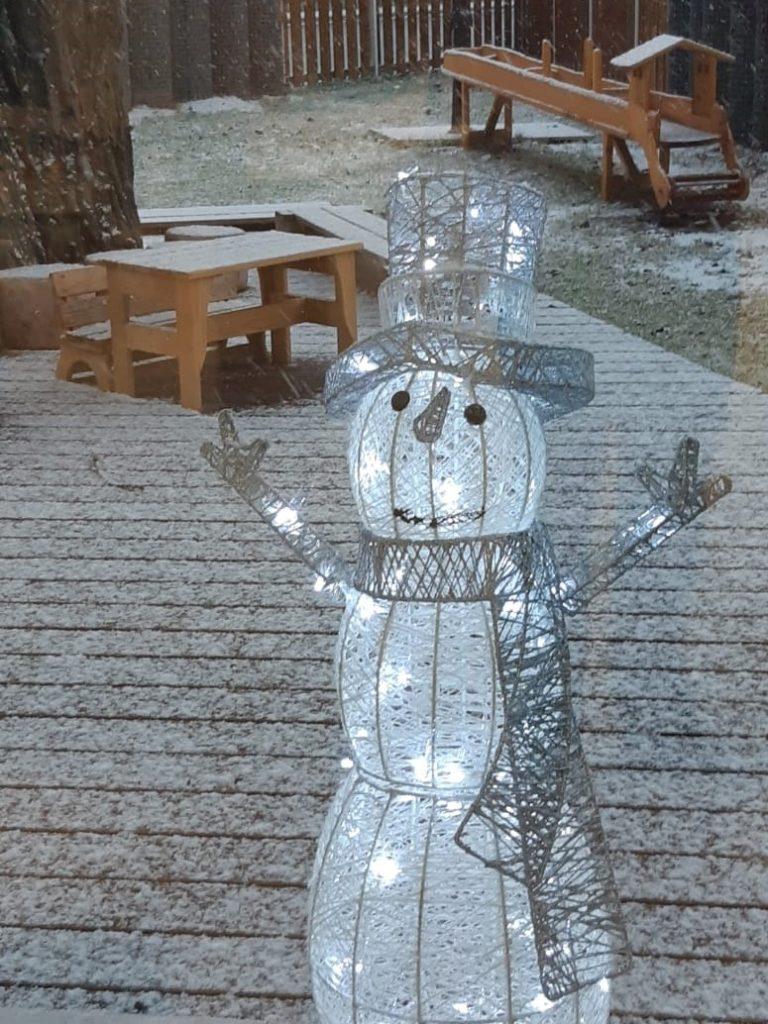 17_Zahrada sněhulák